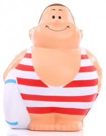 SQUEEZIES® Swimmer Bert®