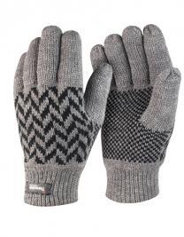 Pattern Thinsulate Glove
